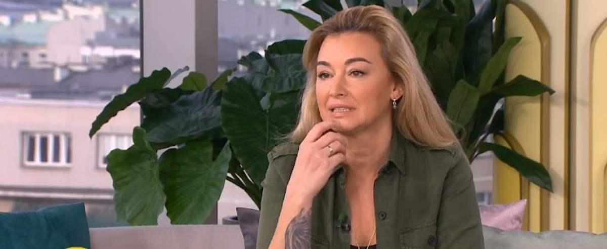 Martyna Wojciechowska w Dzień dobry TVN