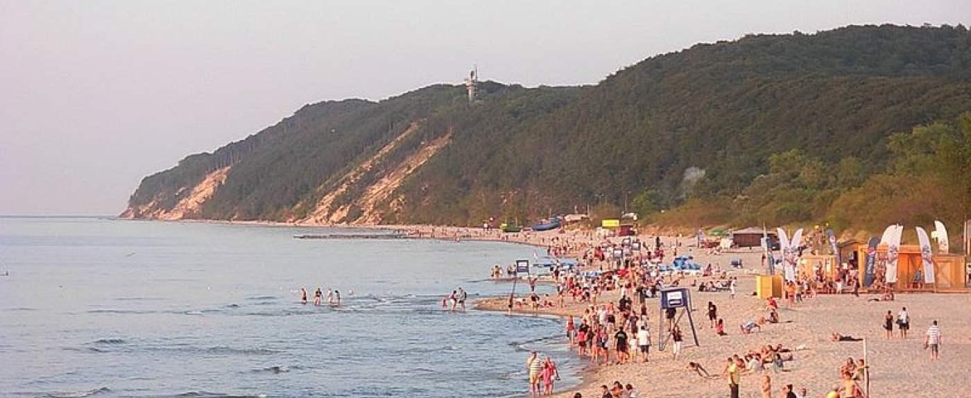 Ekologia przoduje na polskich plażach.