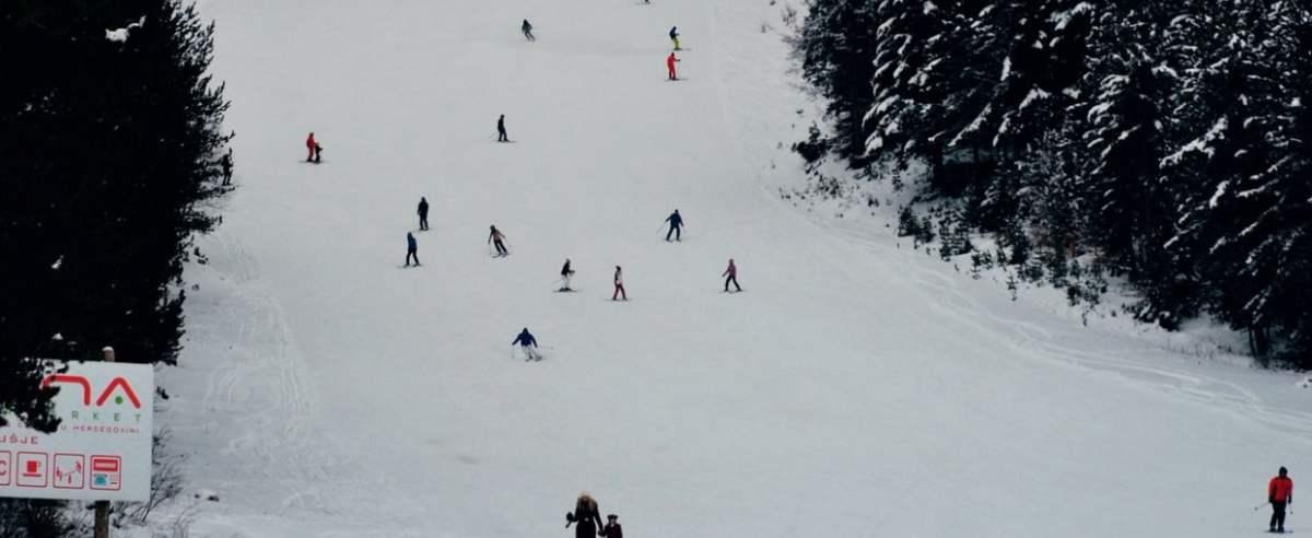 stoki narciarskie prawdziwe tłumy