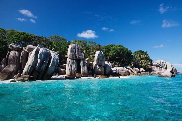 Coco Island, Seszele