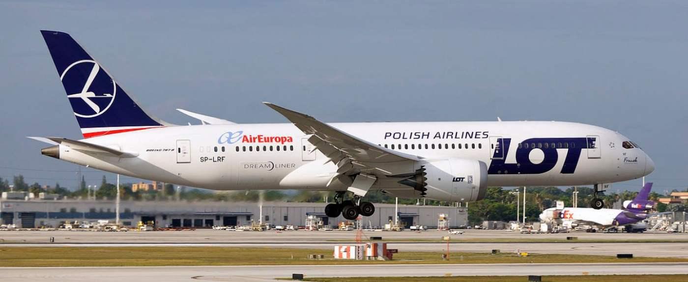 lot lotnisko polska