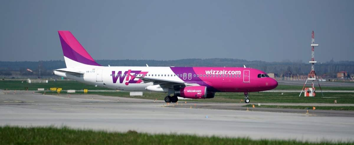 WizzAir otwiera nowe trasy