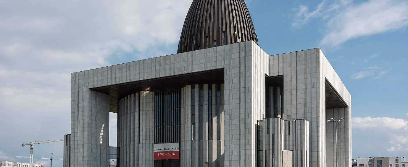 Świątynia Opatrzności Bożej - kontrowersyjna atrakcja stolicy.