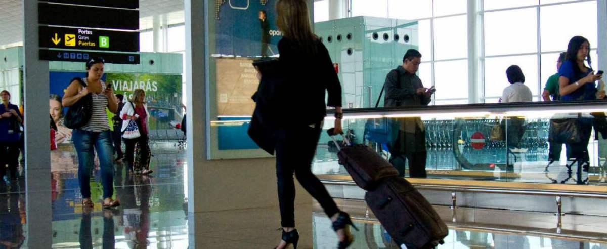Kontrola bagażu powoduje porażenia