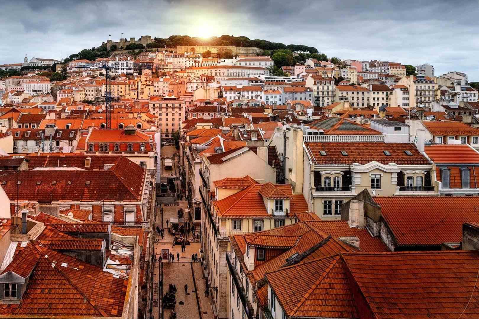 Portugalia wprowadza zakaz podróży