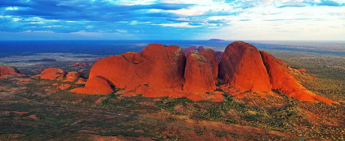 Australia święte miejsce