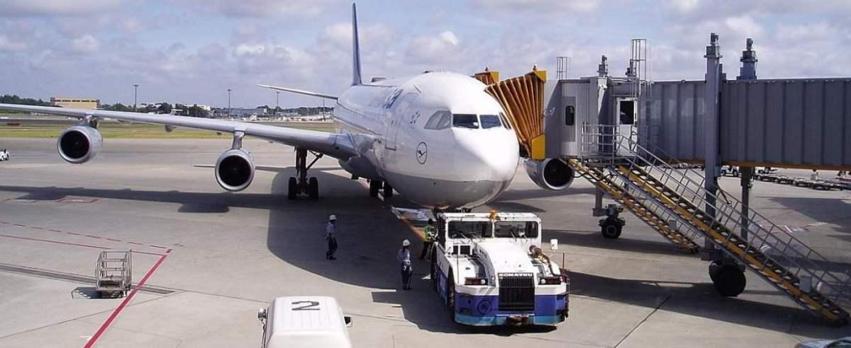 Problemy na lotnisku