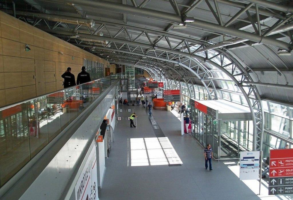 lotnisko w Modlinie może mieć nowego inwestora