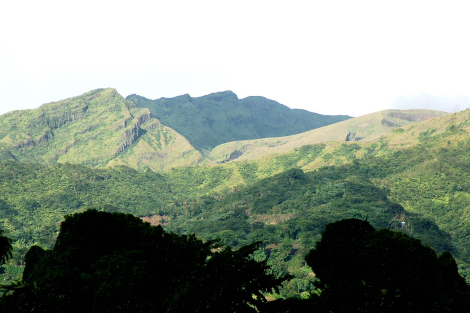 Wulkan La Soufriere się budzi