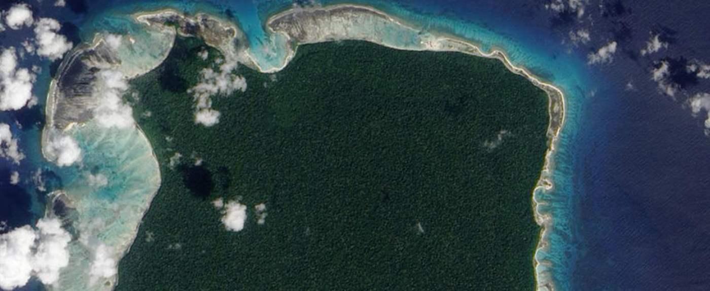 wyspa Sentinel Północny