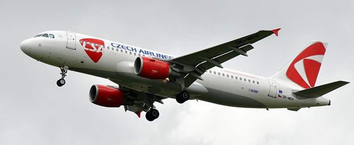 czeska linia lotnicza złożyła wniosek o upadłość