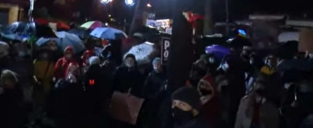 Krupówki miejscem protestów