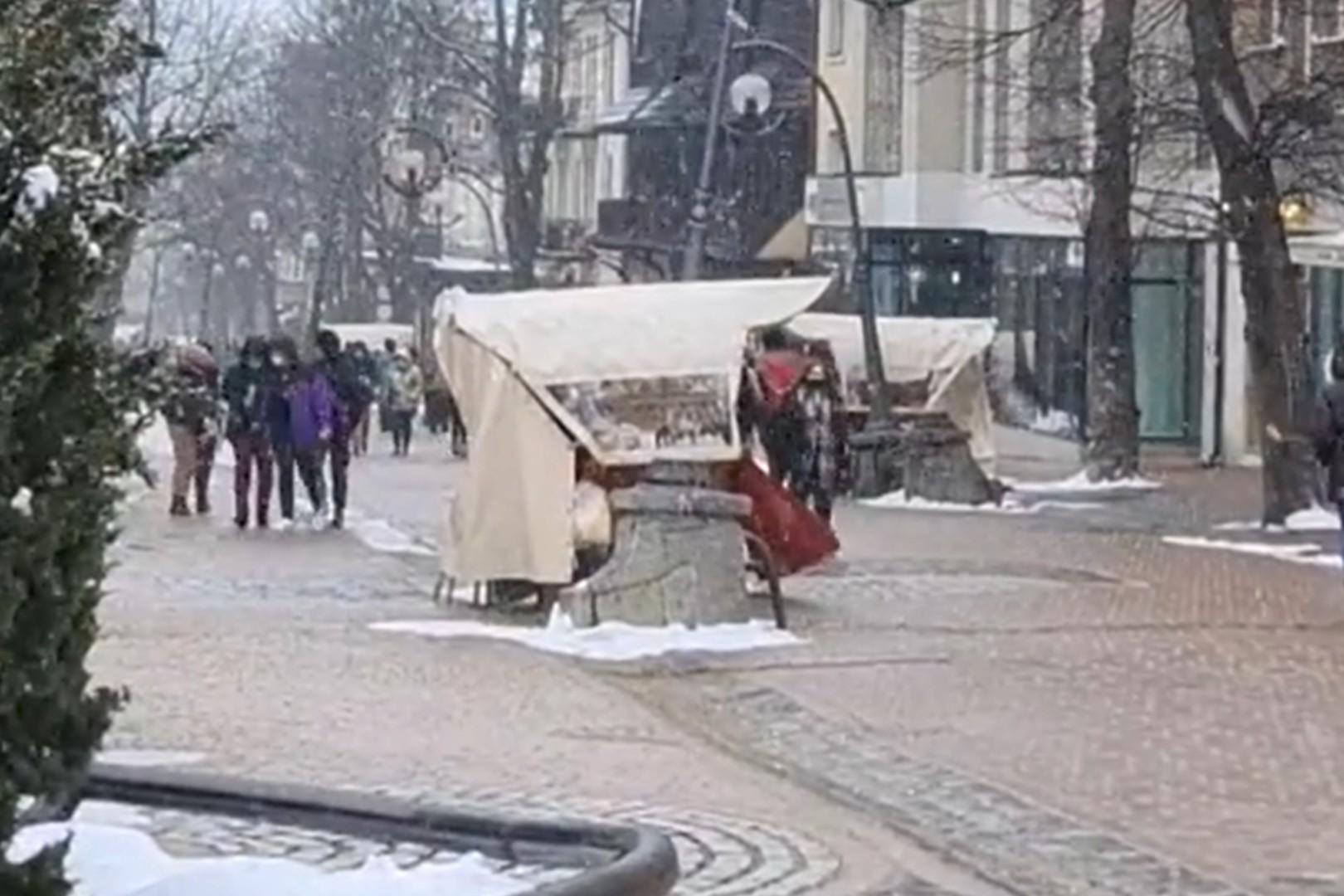 Zakopane bez turystów. Lockdown w całej Polsce