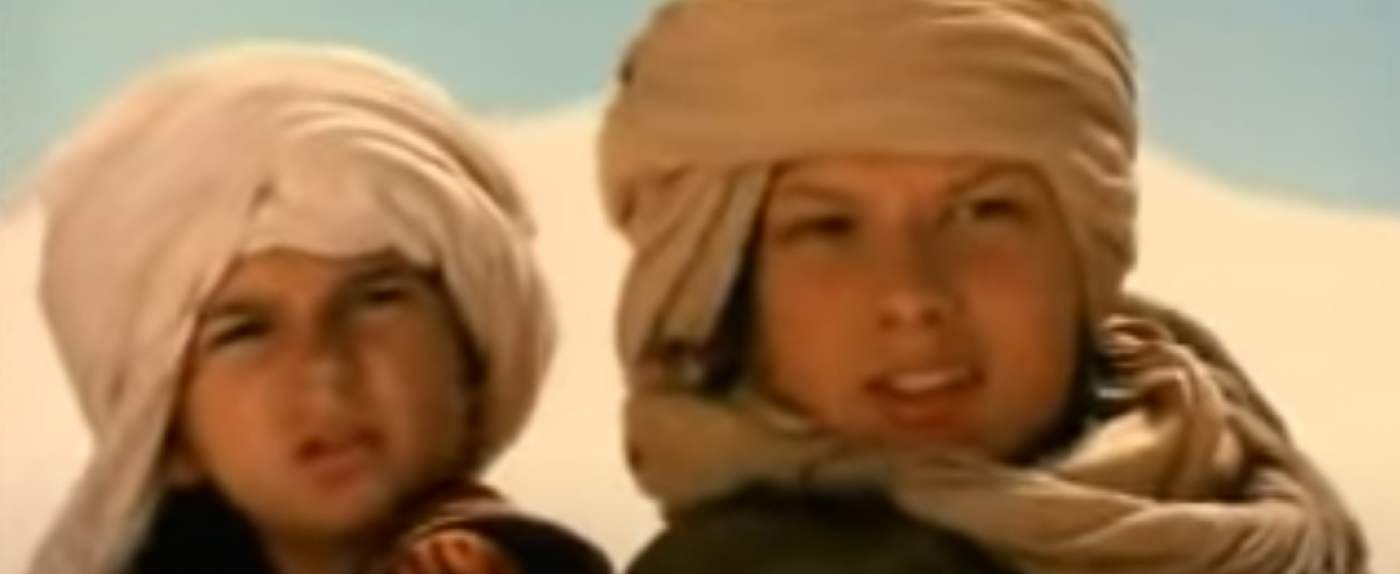 """""""W pustyni i w puszczy"""" - gdzie powstawał film?"""