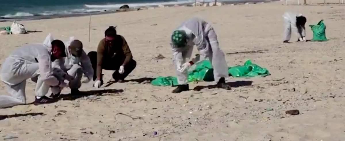 Zamknęli plaże na Morzu Śródziemnym