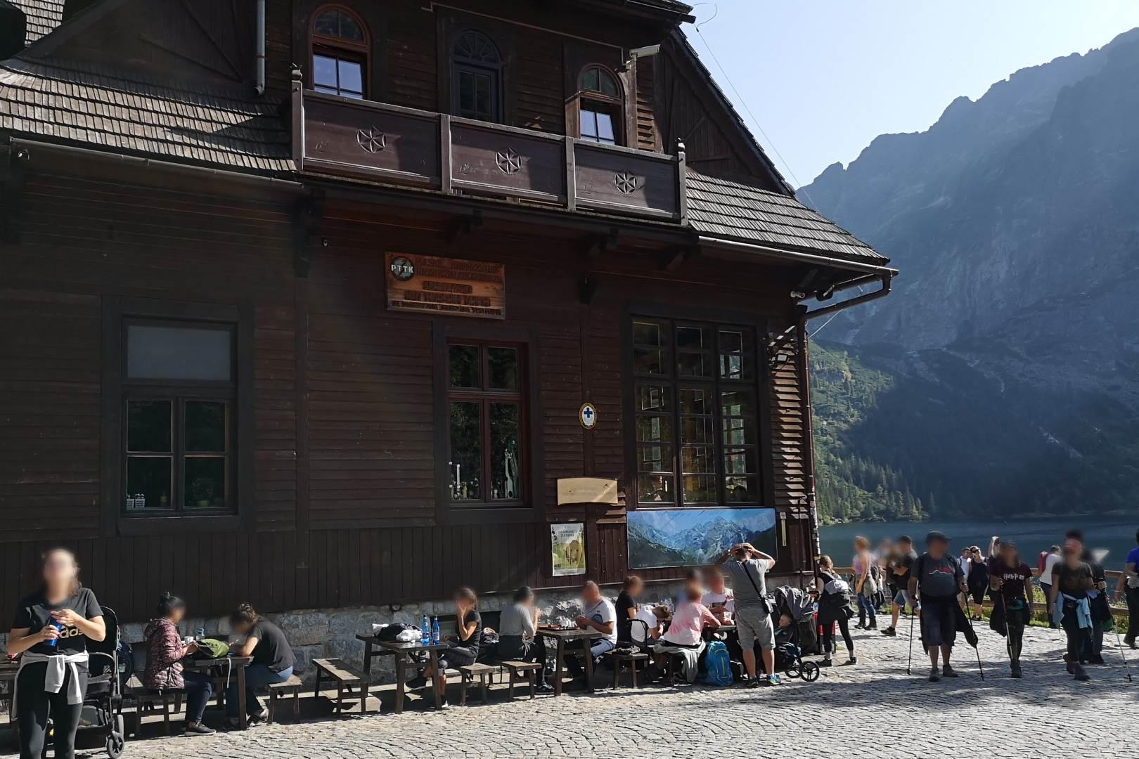 Co turystów denerwuje w Tatrach