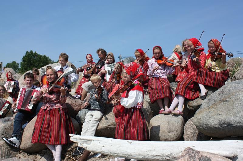 Wyspa Kihnu, fot. Flickr/ Visit Estonia/ CC BY-NC-SA 2.0/ https://creativecommons.org/licenses/by-nc-sa/2.0/