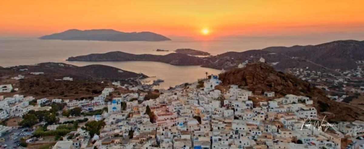 Grecja zachwyca pięknymi krajobrazami