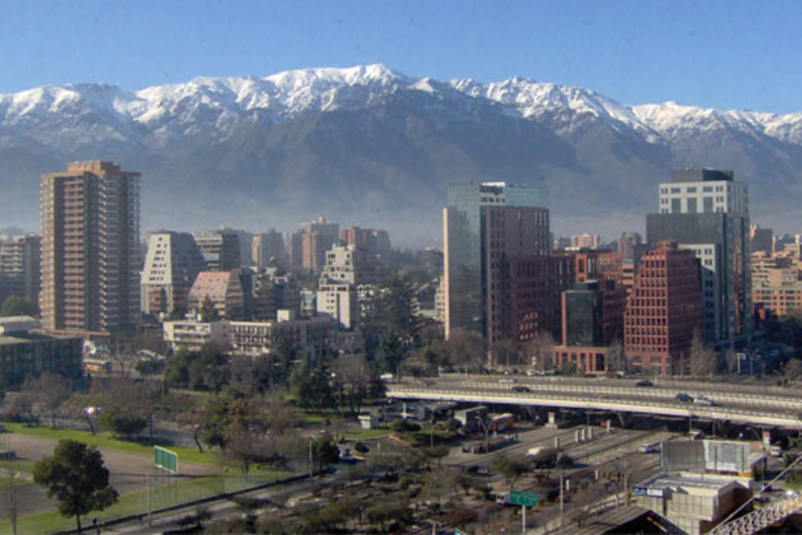 Chile wprowadzają powszechną kwarantannę