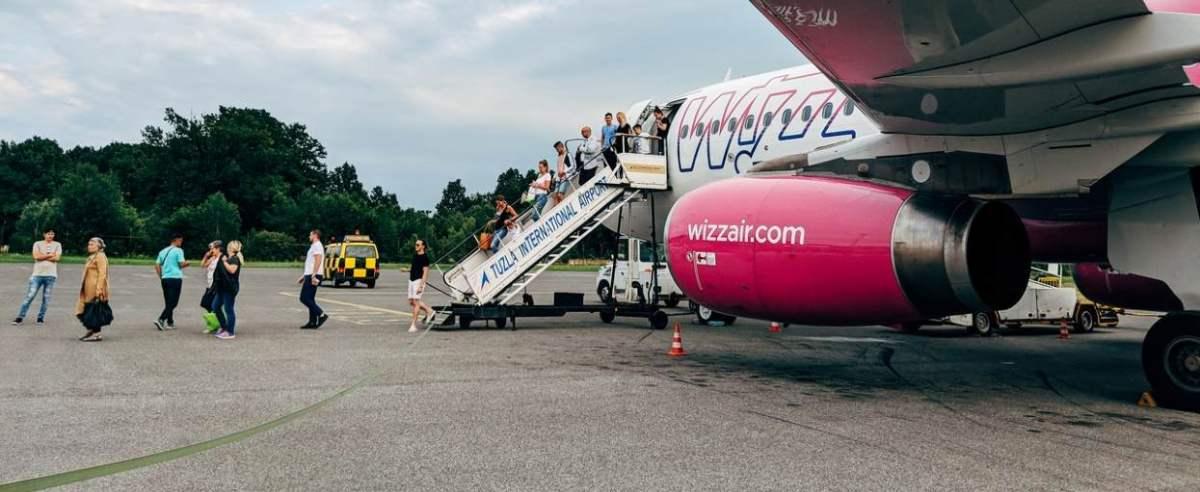 WizzAir ostre słowa