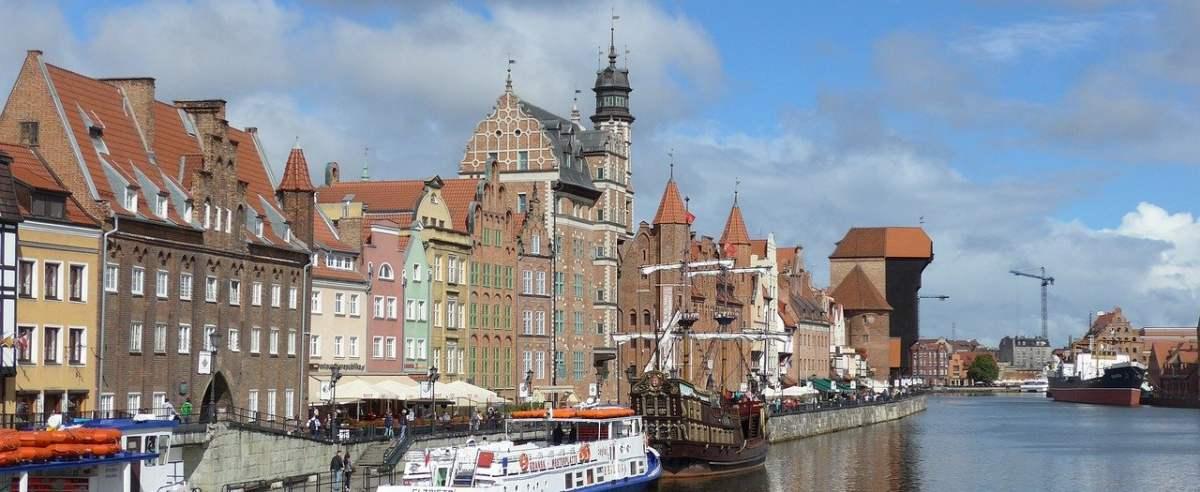 Gdańsk ma burzliwą historię