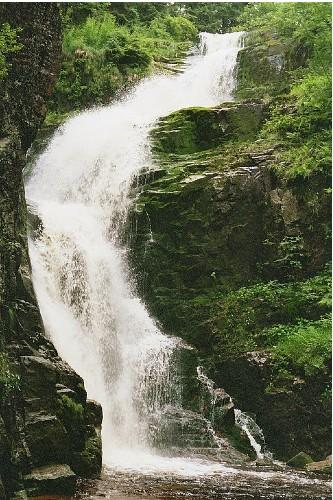 Karkonoski Park Narodowy zamyka na jeden dzień Wodospad Kamieńczyk
