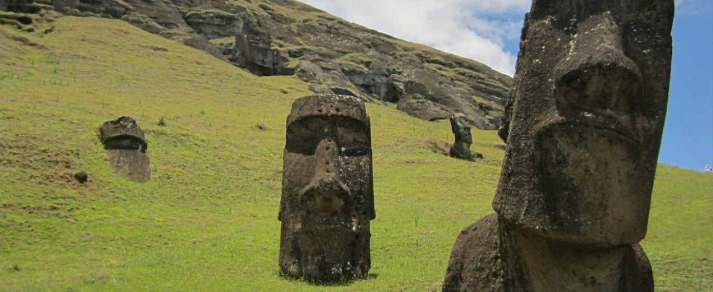 Wyspy Wielkanocne tajemnica