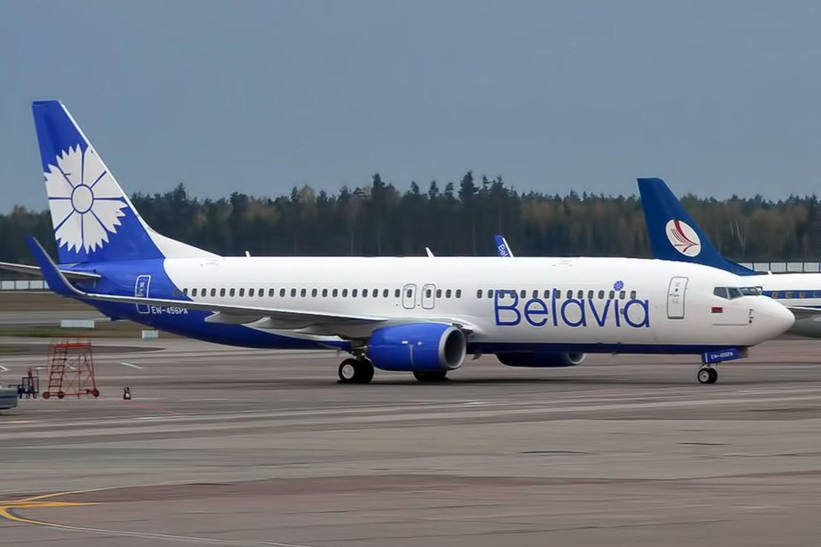 Samoloty z Białorusi nie wylądują na lotniskach UE