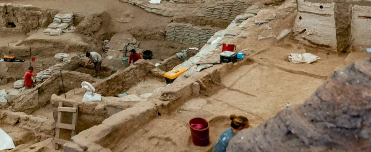 odkrycie archeologów w Izraelu