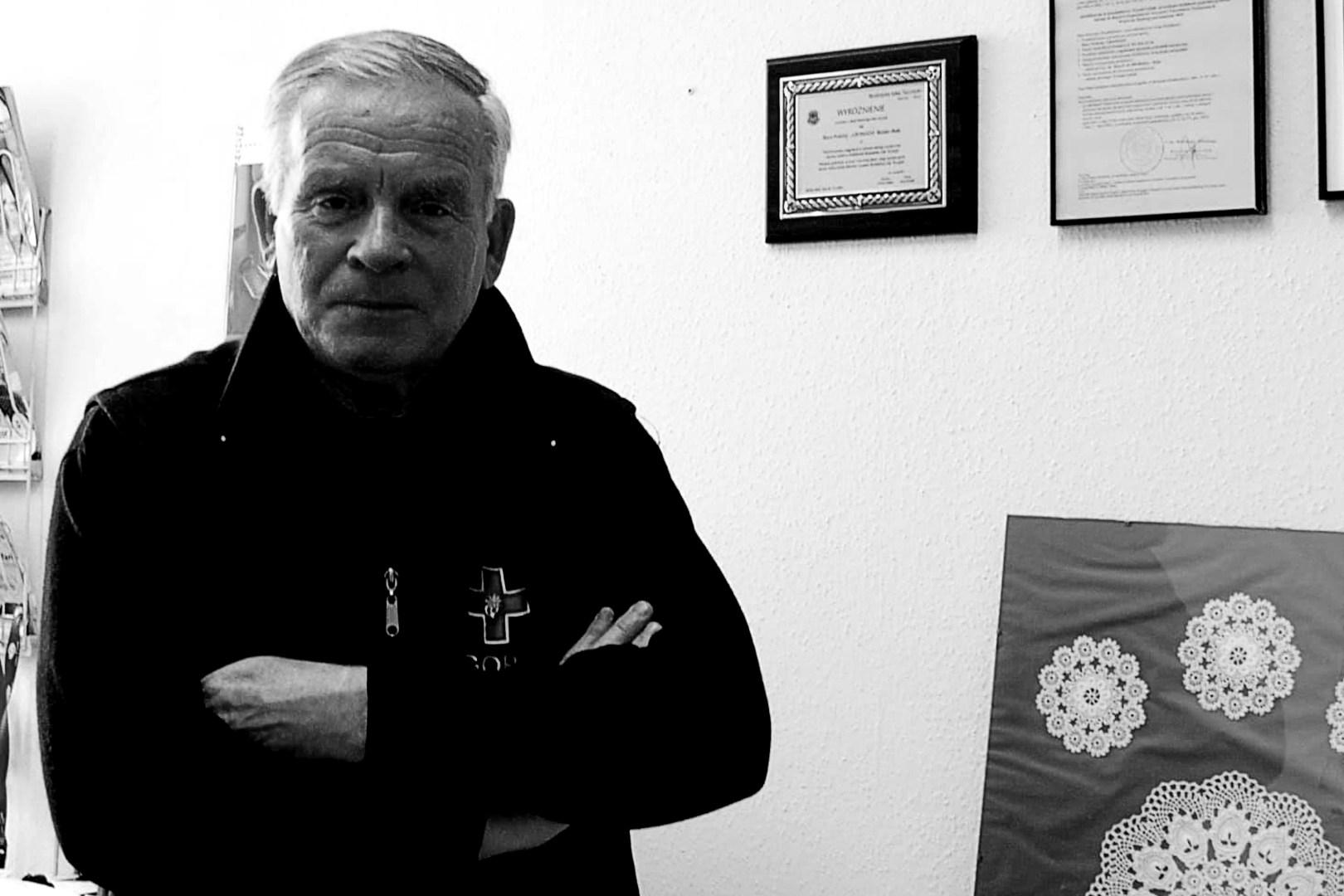 Nie żyje Jan Baraś