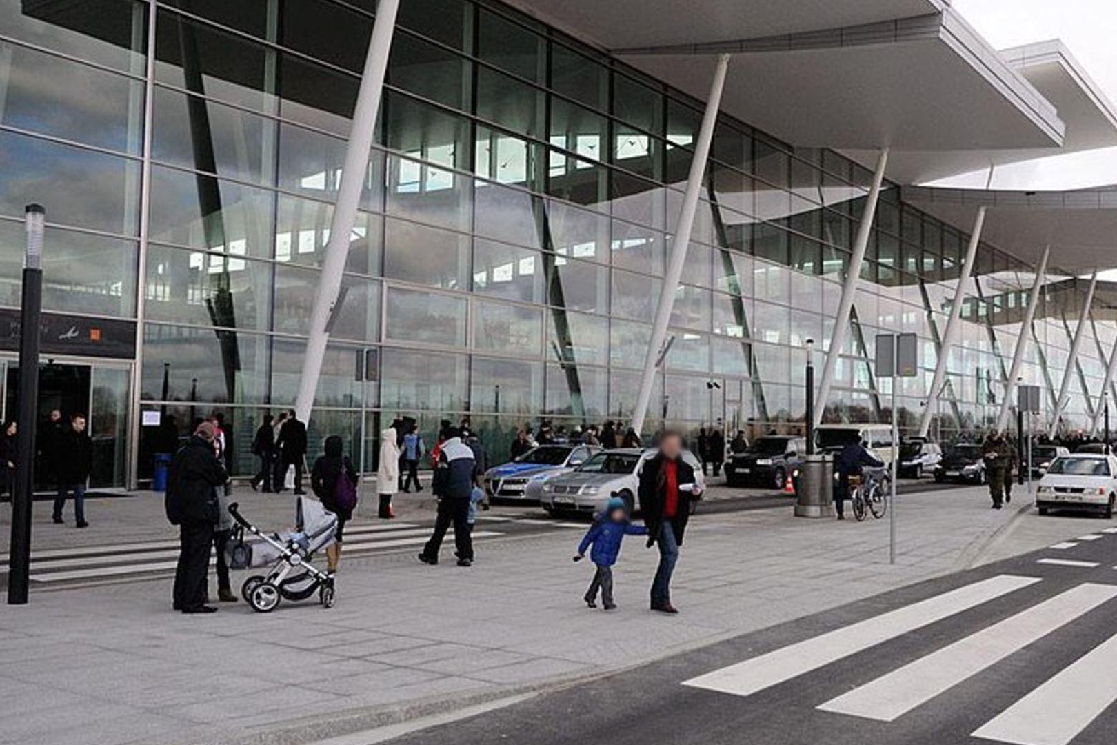 Awantura w samolocie lecącym z Londynu do Wrocławia