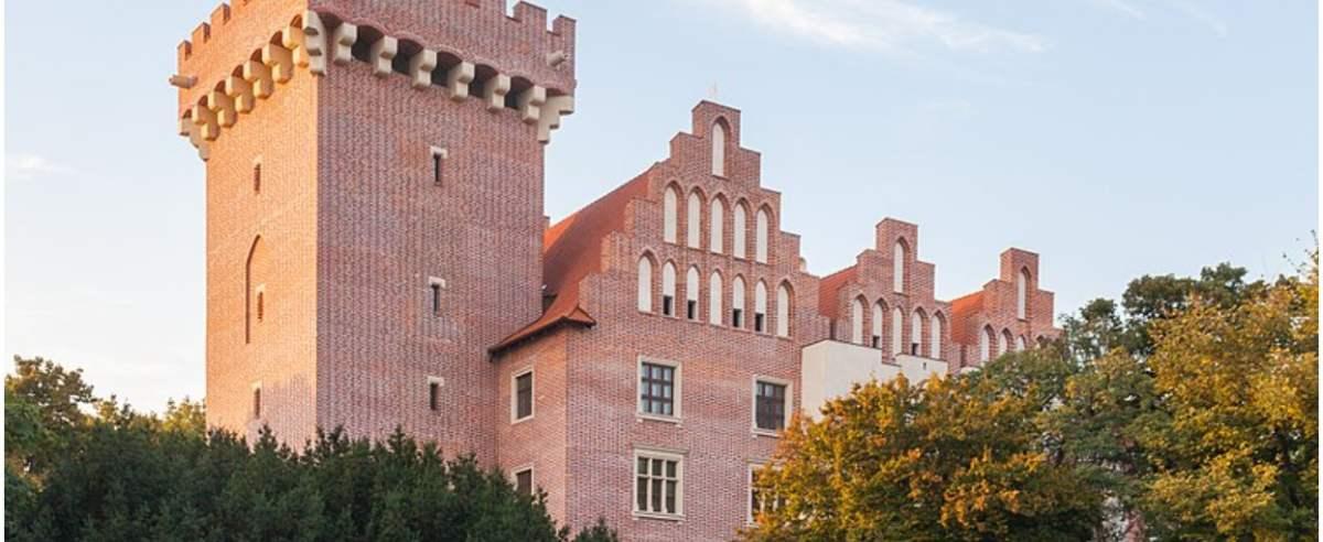 Zamek Gargamela w Poznaniu