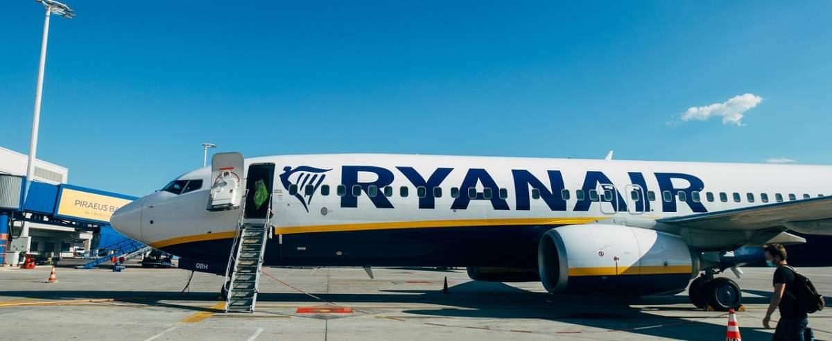 ryanair nowe samoloty