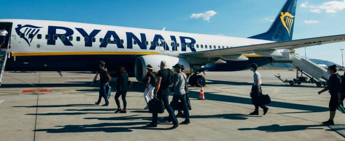 Ryanair nowa trasa