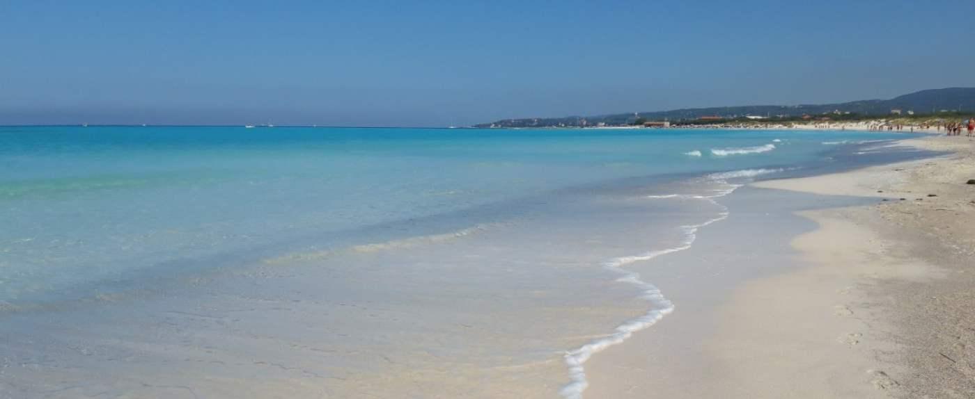 urlop włochy plaża