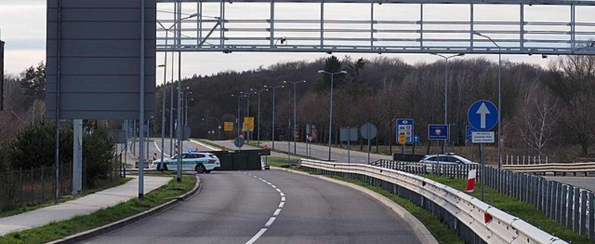 Niemcy zmieniają zasady na granicy z Polską