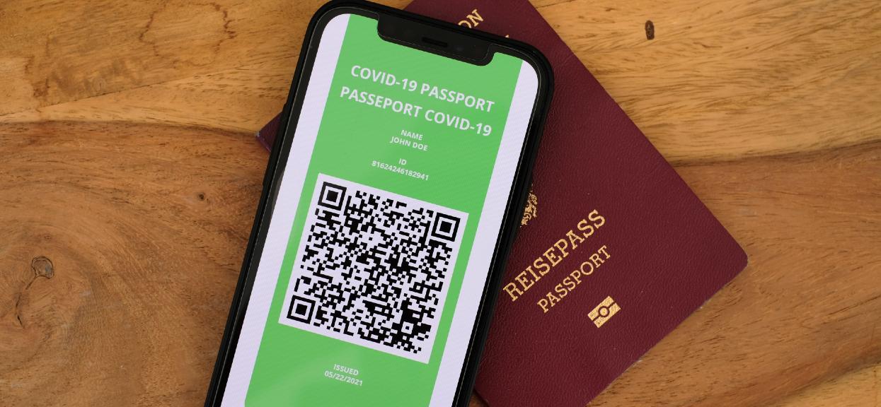 paszport koronawirusowy - szczegóły