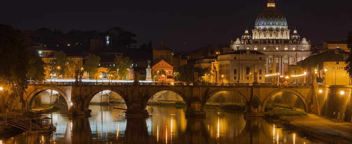 Włochy. Sylwester w Rzymie