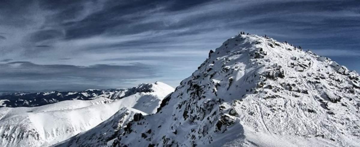 pogoda w górach