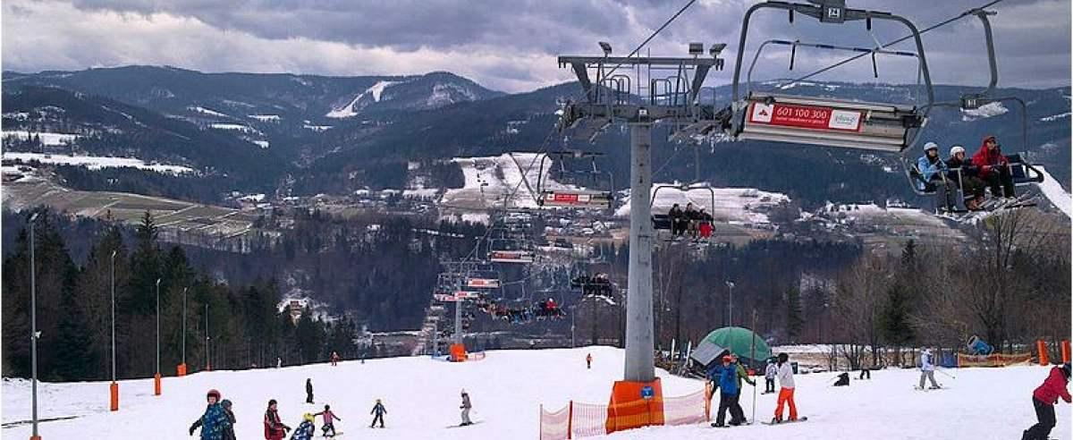stoki narciarskie są zamknięte