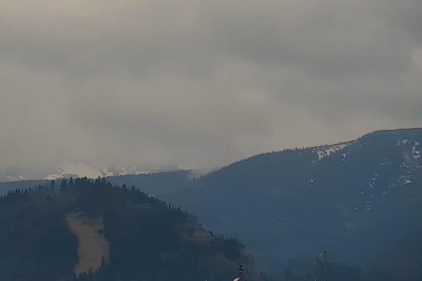 TOPR ostrzega przed niekorzystną pogodą w górach
