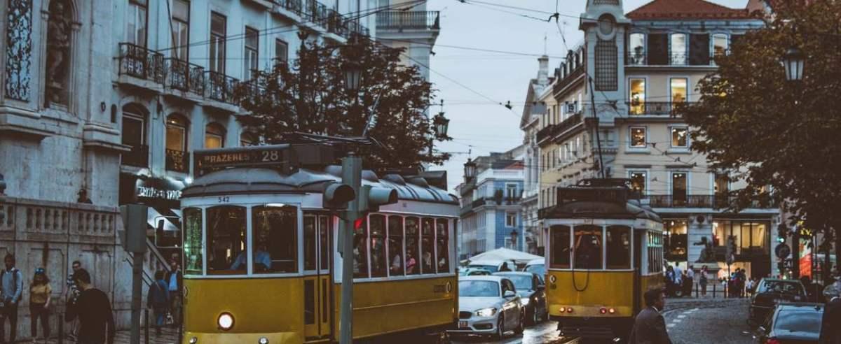 Portugalia przyciąga turystów