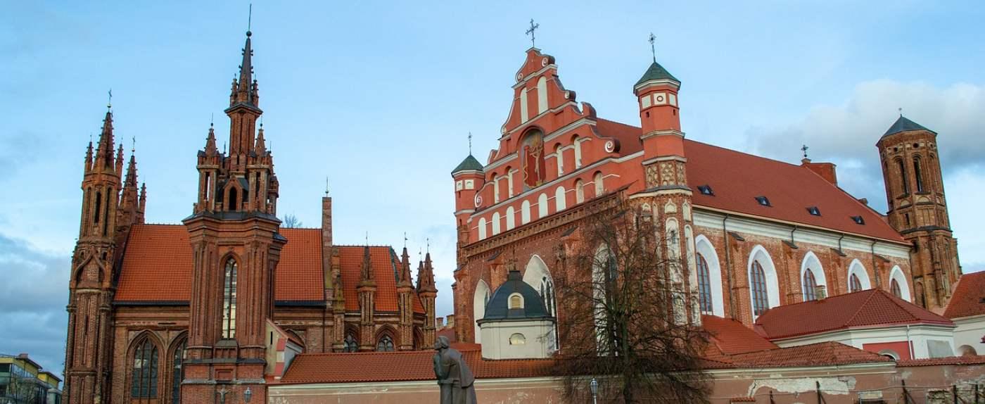 Wilno jest stolicą Litwy