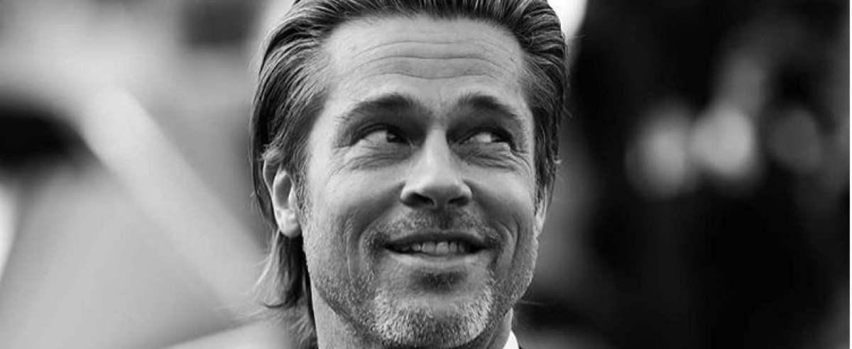 Brad Pitt związał się z Polką