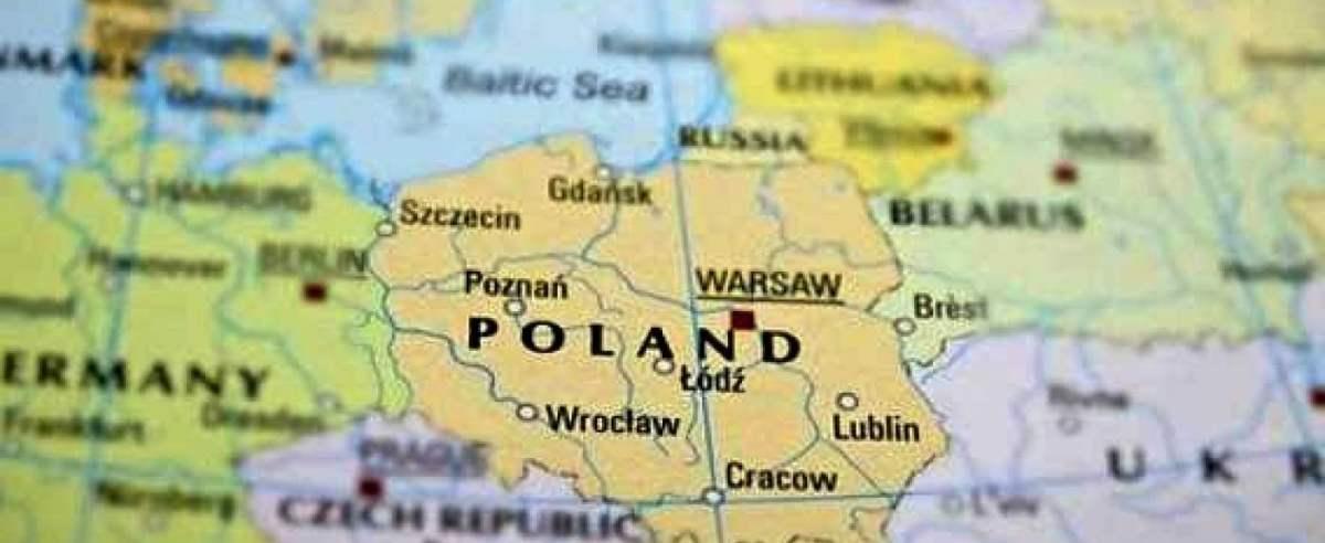 Skarb ukryty w Polsce