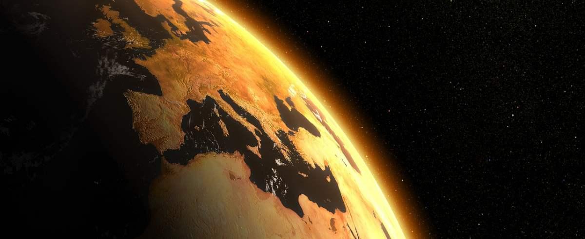 Rekord temperatury na Ziemi