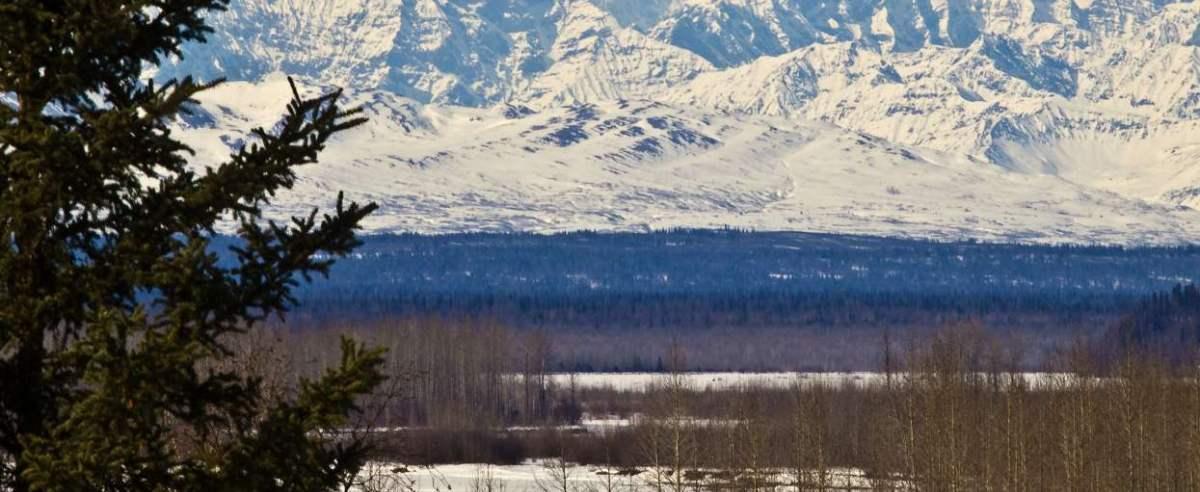 Alaska koniec świata