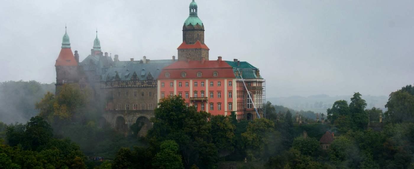 Zamek Książ w Włbrzychu