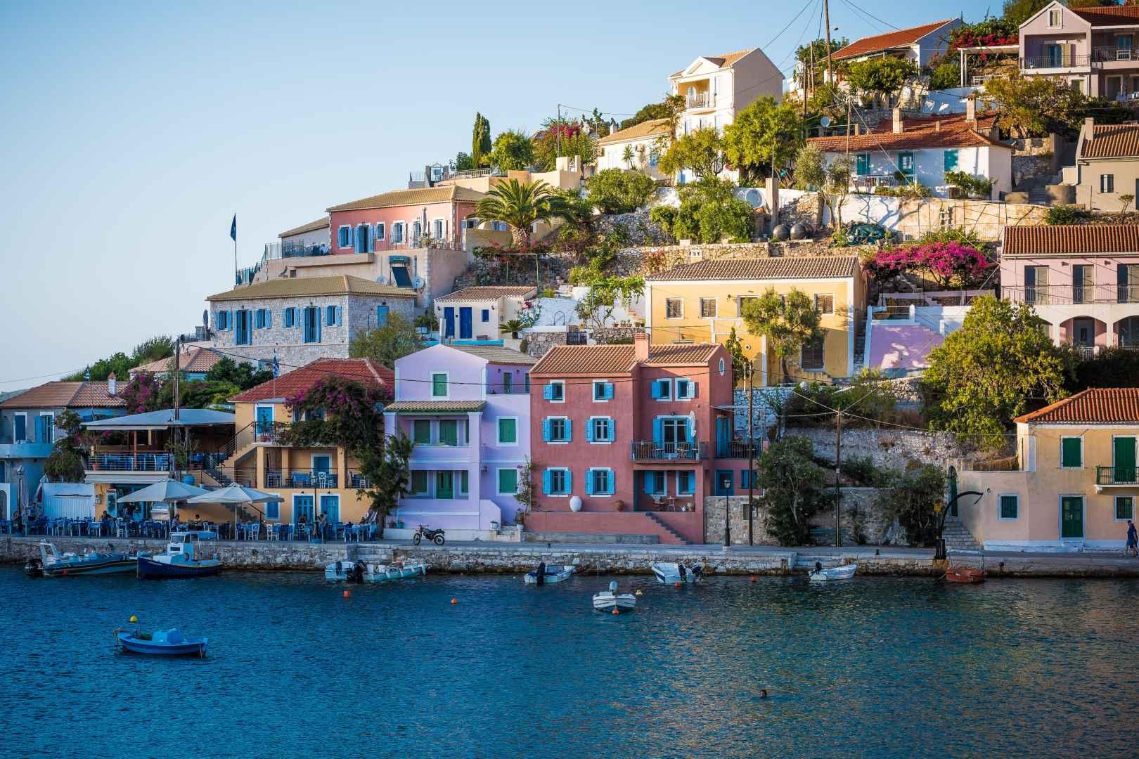 Grecja przedłuża zakaz lotów krajowych