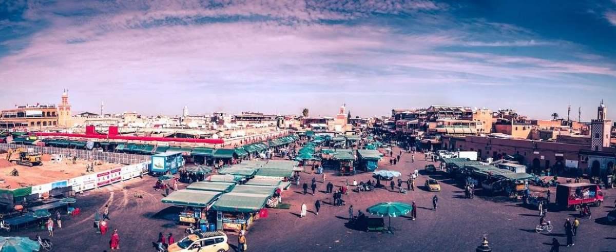 Maroko popularny region